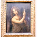 5 Leonardo Da Vinci Paintings Inside the Louvre Museum