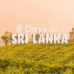 Travel Itinerary: 8 Days in Sri Lanka