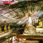 The Incredible Murals and Frescoes Inside the Dambulla Cave Temple