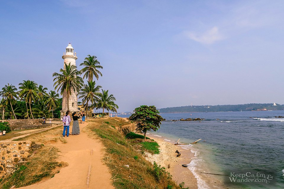 8 Days in Sri Lanka Itinerary (Galle Fort).