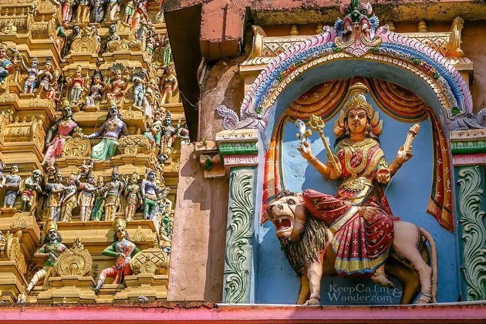 8 Days in Sri Lanka Itinerary (rulmigu Sri Muthumariamman Thevasthanam, Matale).