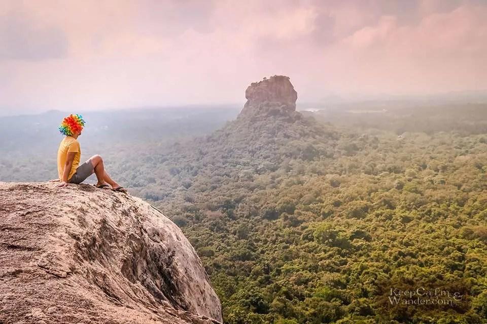 8 Days in Sri Lanka (Pidarungala Rock, Sigiriya)