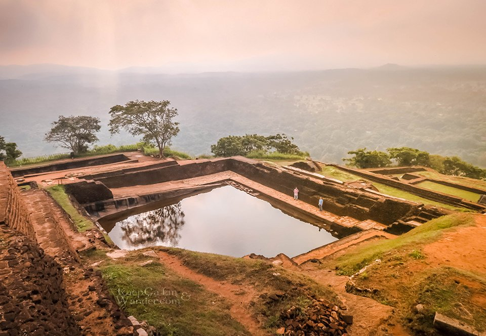 The Summit - The Lion Rock of Sigiriya is the Eight Natural Wonder of the World? (Sri Lanka)