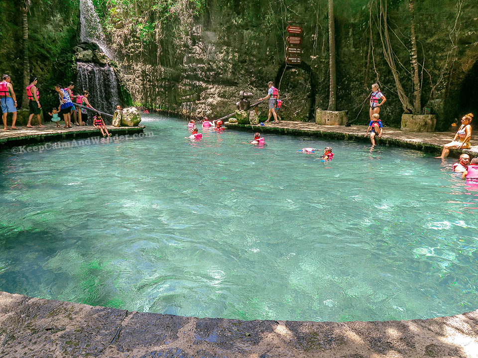 Things to do and see at Xcaret in Riviera Maya (Mexico).