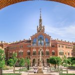 Hospital Sant Pau is Barcelona's Window to Art Nouveau