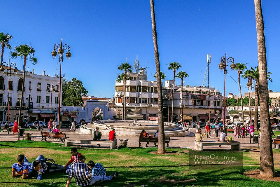 5 Things to do in Tangier (Morocco)