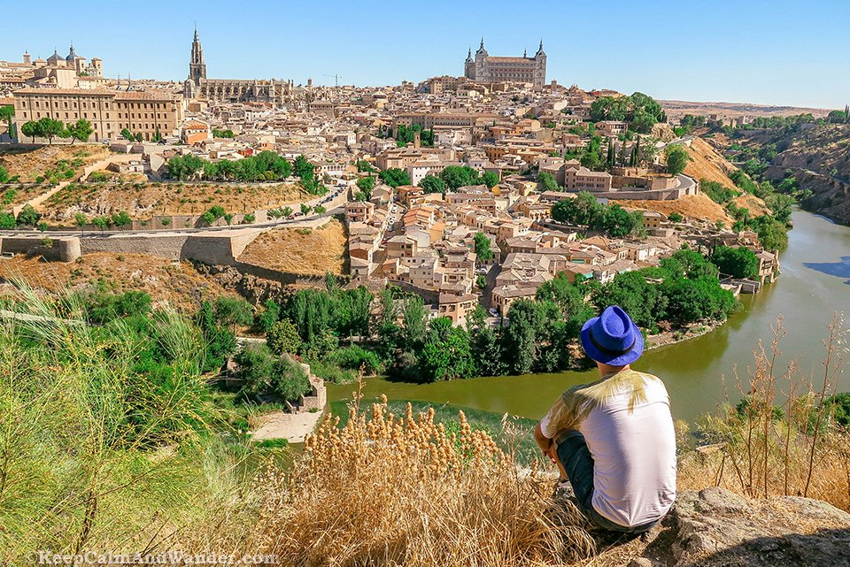 Mirador del Valle Travel Itinerary: One Day in Toledo (Spain)