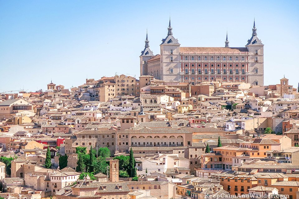 Travel Itinerary: One Day in Toledo (Spain)