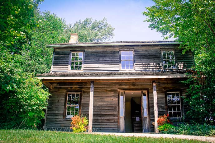 Uncle Tom's Cabin - where Josiah Henson used to live
