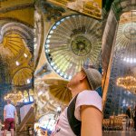 Hagia Sophia in Istanbul: a Christian Basilica, a Mosque and a Museum