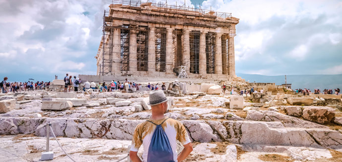 The Parthenon - An Enduring Icon of Athens