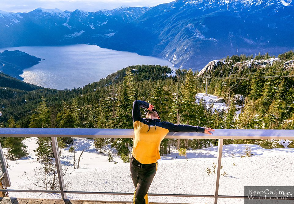 Gondola Ride - Sea to Sky (Squamish, British Columbia). Travel Blog Canada