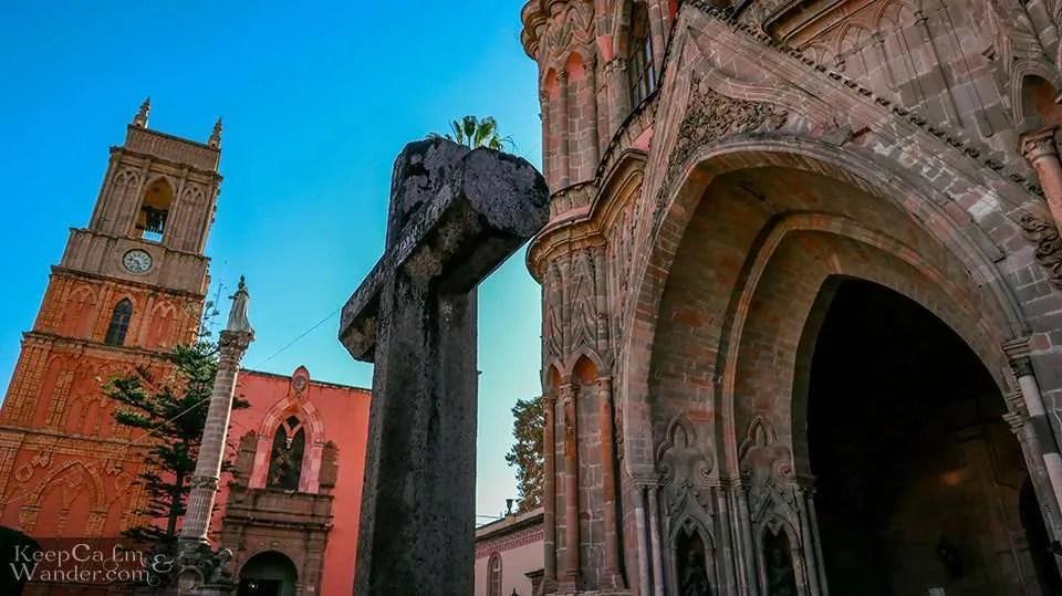 Parroquia de San Miguel Arcangel (Mexico).