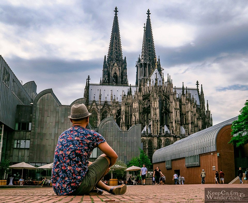 The Facade of Cologne Cathedral (Germany) Koln Travel Blog