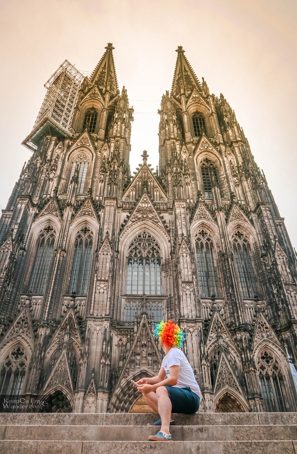 The Facade of Cologne Cathedral (Germany). Koln Travel Blog