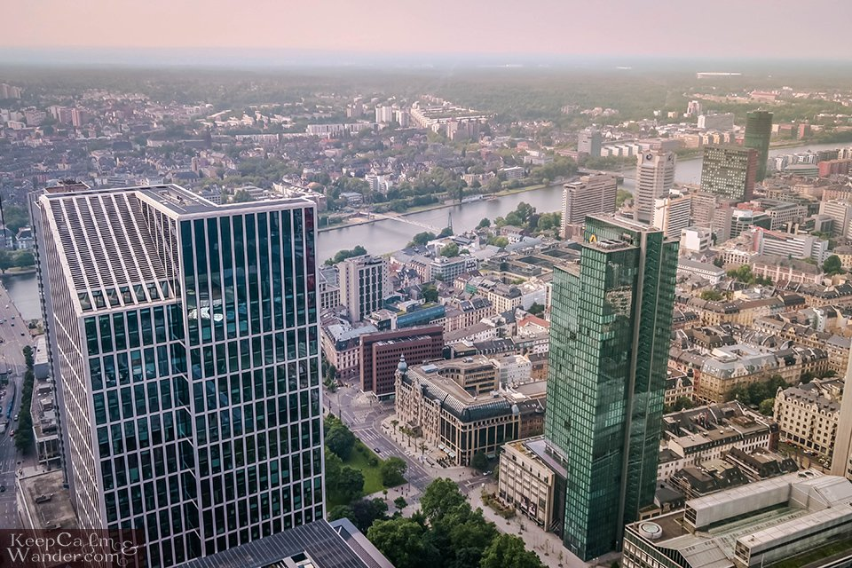 Things to do in Frankfurt Germany Architecture Building