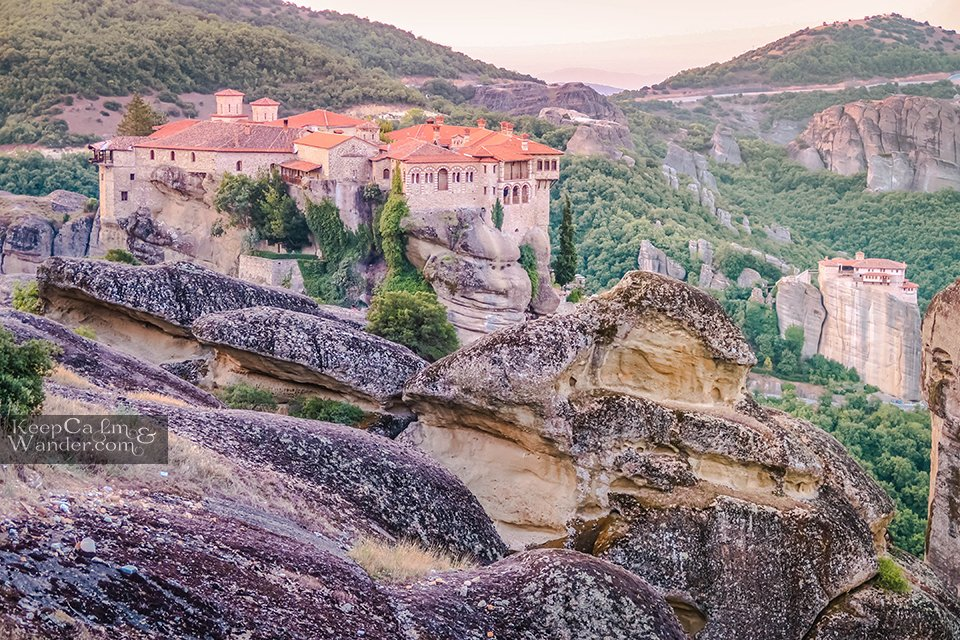 Things to do in Meteora Travel Greece Blog