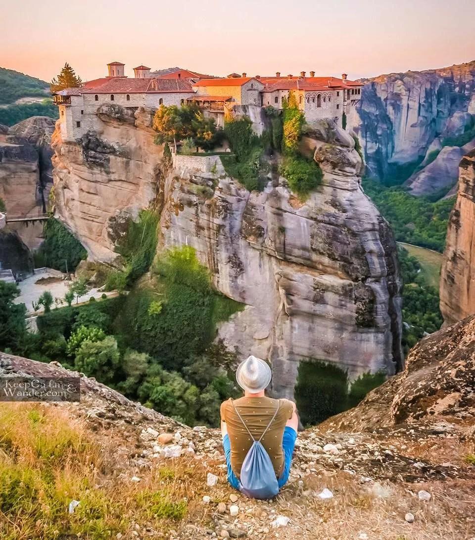 Varlaam Monastery (Meteora, Greece). Travel Blog