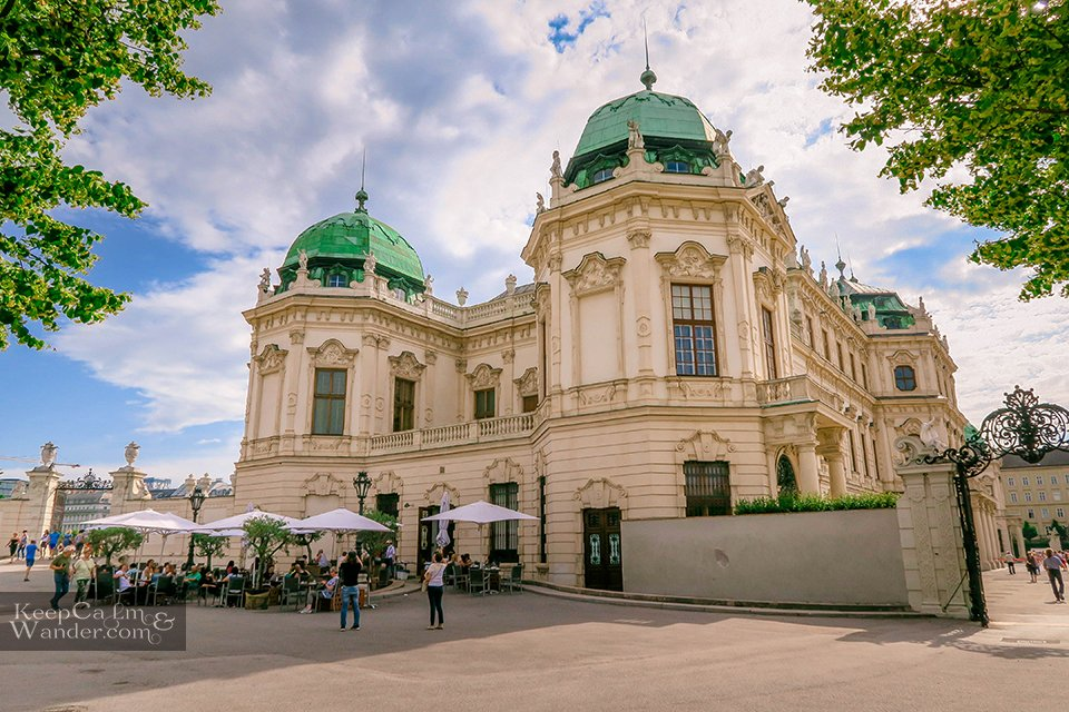 Belvedere Palace in Vienna Things to do
