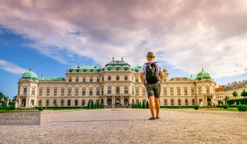 Belvedere Palace in Vienna Will Take Your Breath Away
