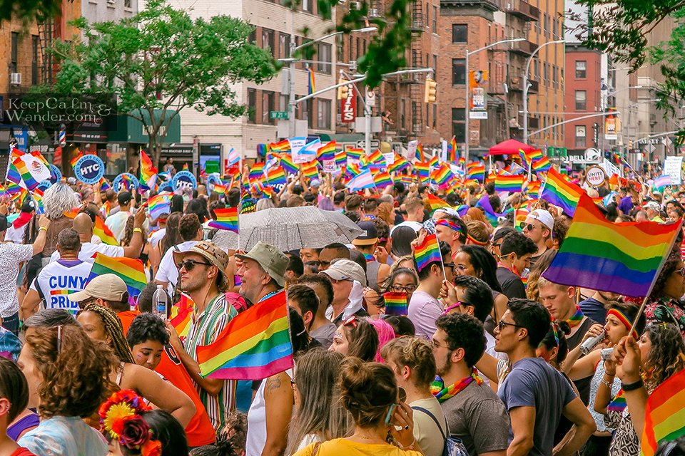 Stonewall 50: WorldPride in New York City 2019