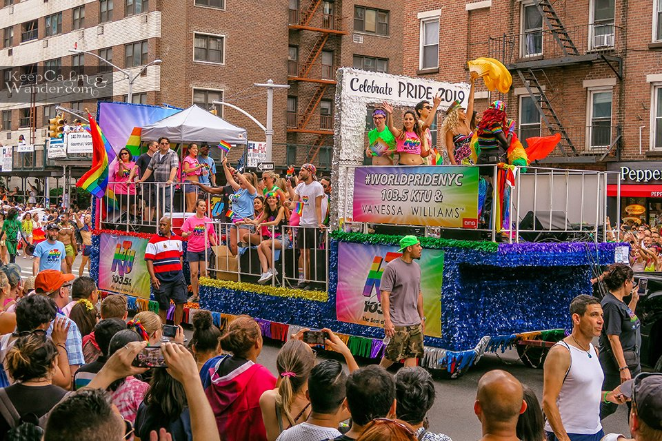 Stonewall 50: WorldPride in NYC 2019