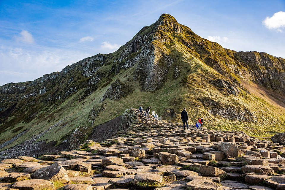 Giant's Causeway UK Ireland