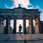 At Brandenburg Tor in Berlin, History Happened
