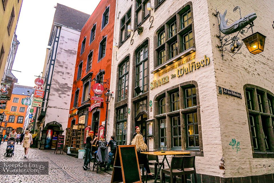 Old Town of Cologne Germany Travel Blog