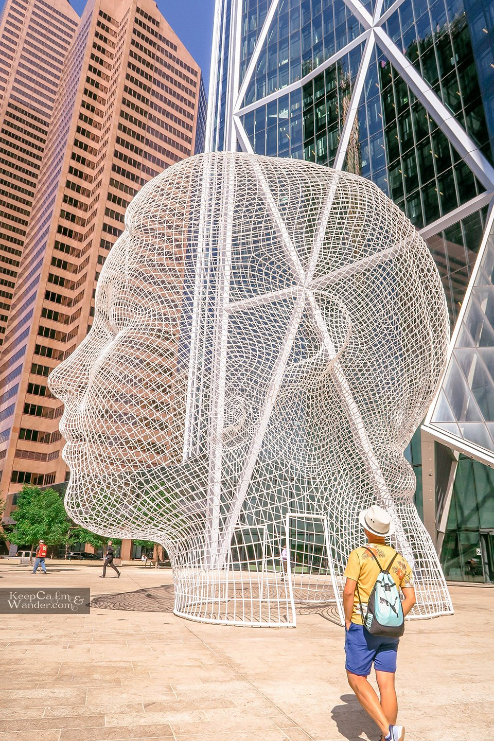 Calgary Wonderland Sculpture