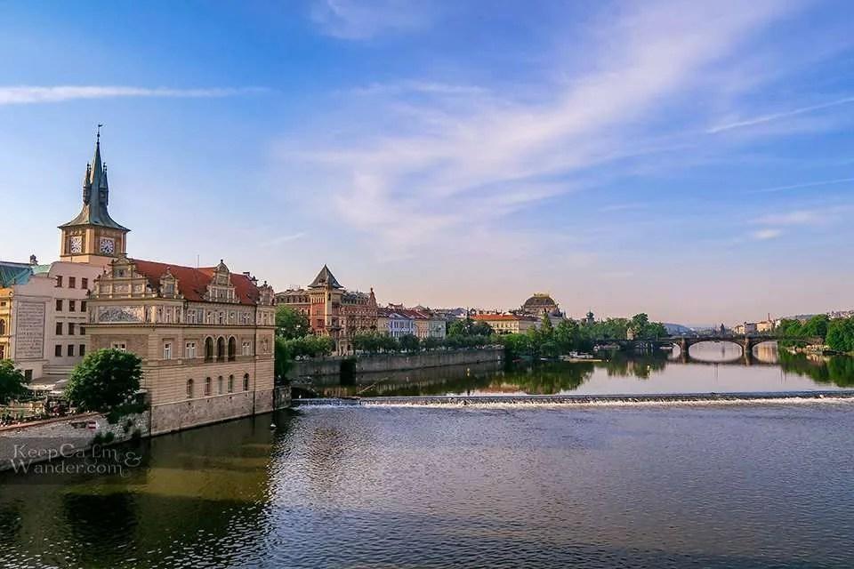Tourist attractions in Prague Hotel Hostel