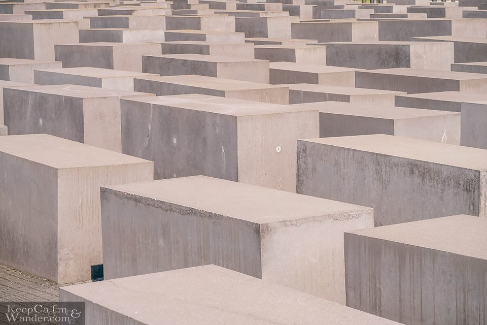 Memorial to the Murdered Jews of Europe 2