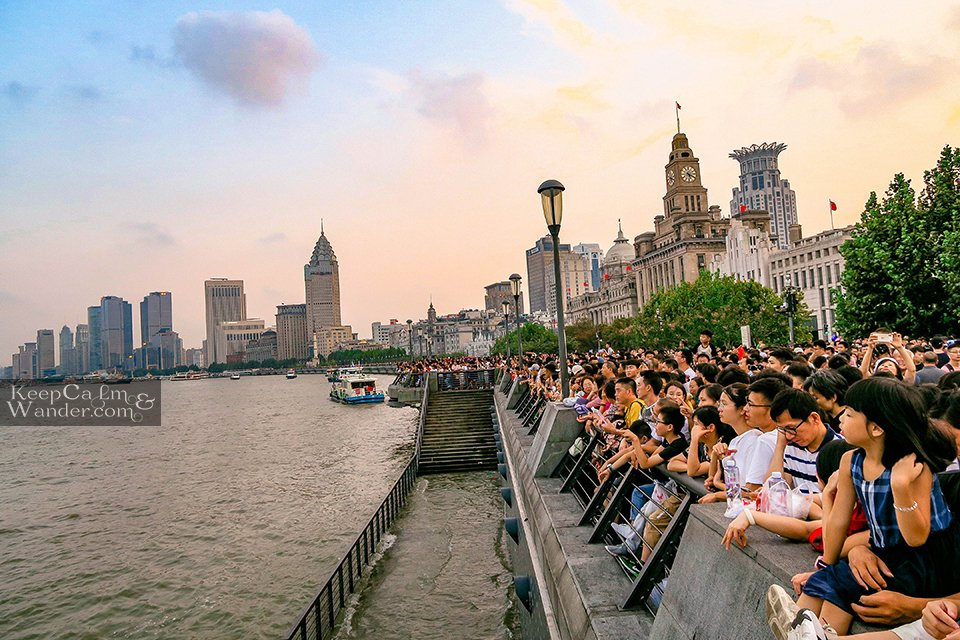 tourist attractions in Shanghai