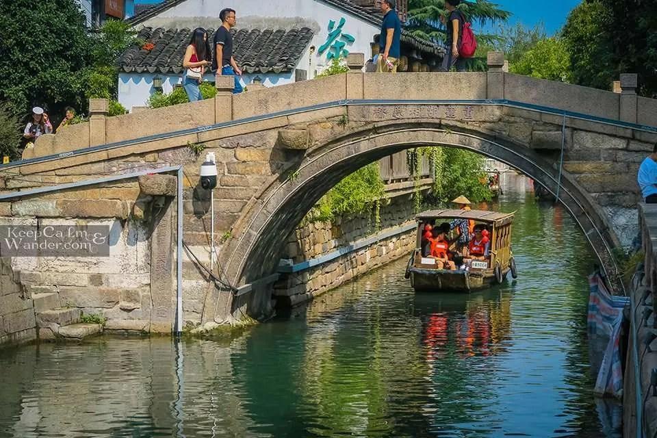 Things to do in Suzhou Jiangsu China