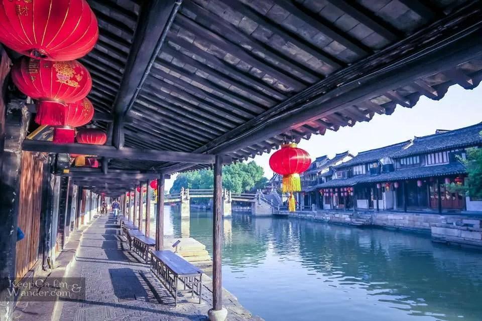 How to get to Xitang from Hangzhou