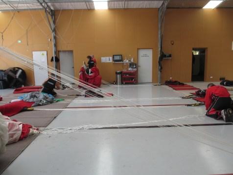 Saut en parachute à Queenstown - Hangar