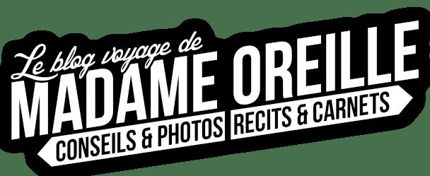 Madame Oreille - LOGO