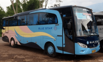 Harga Tiket Bus Blue Star