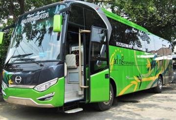 Harga Tiket Bus Pariwisata
