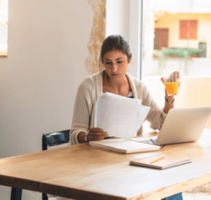 Kerja Online dari Rumah