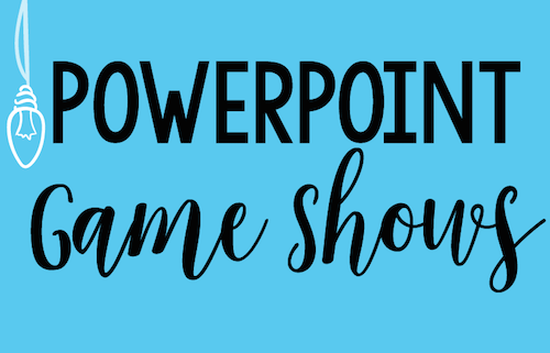 PowerPoint Game Shows