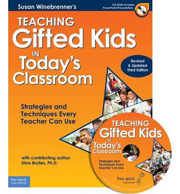 teaching gifted kids in today's classroom book cover