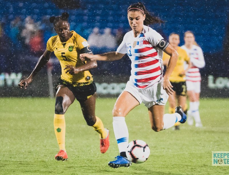 All The USWNT 5-Goal Performances