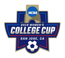 2019 NCAA Div1 Women's Soccer Tournament
