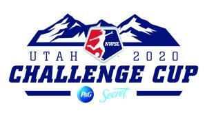 NWSL Challenge Cup logo