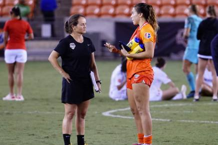 NWSL Challenge Cup: In The Bubble with Twila Kaufman