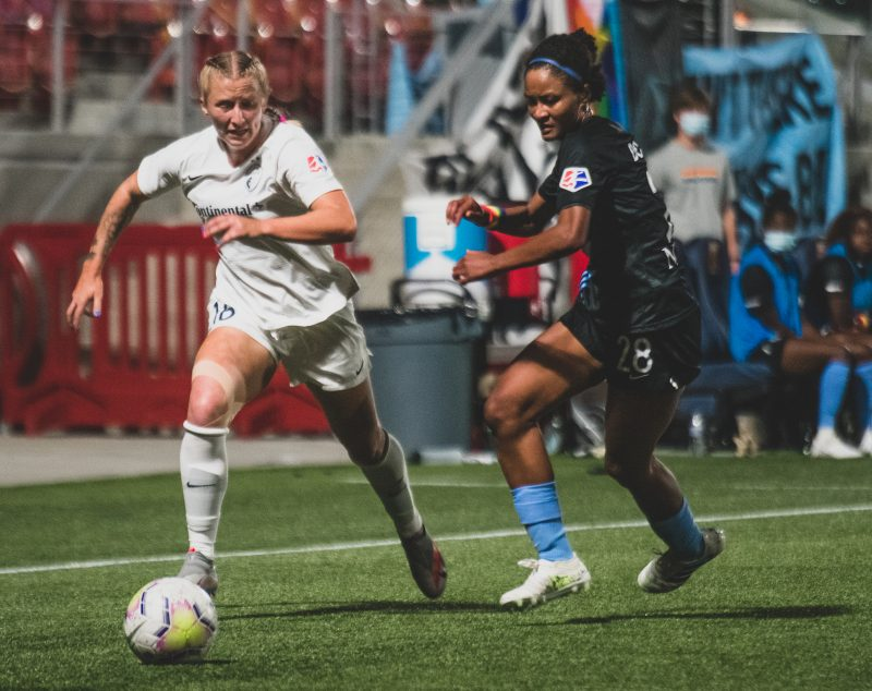 NWSL Fall Series: Who's In, Who's Out