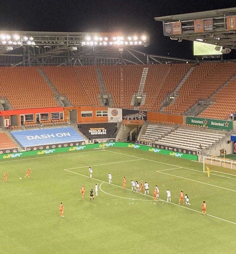 Dash Return to BBVA Stadium — ONE MORE TIME