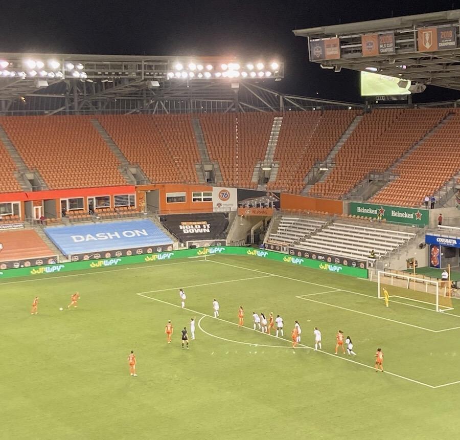BBVA Stadium 2020