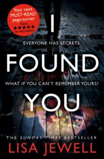 I Found You - Lisa Jewell